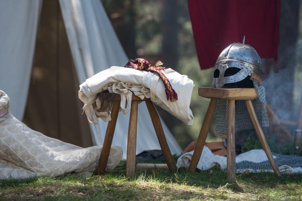 viikingilaager
