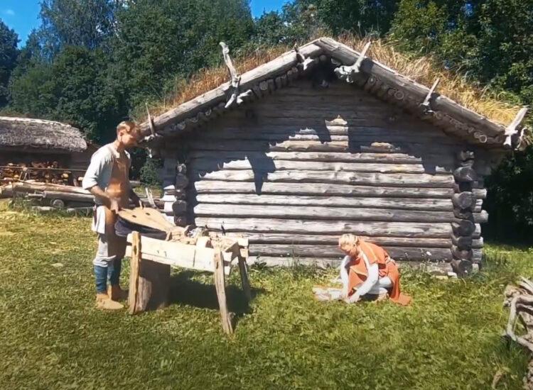 Kuidas käis taluelu 1000 aastat tagasi?